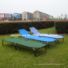 Cama dobrável ao ar livre (XY-207B1)