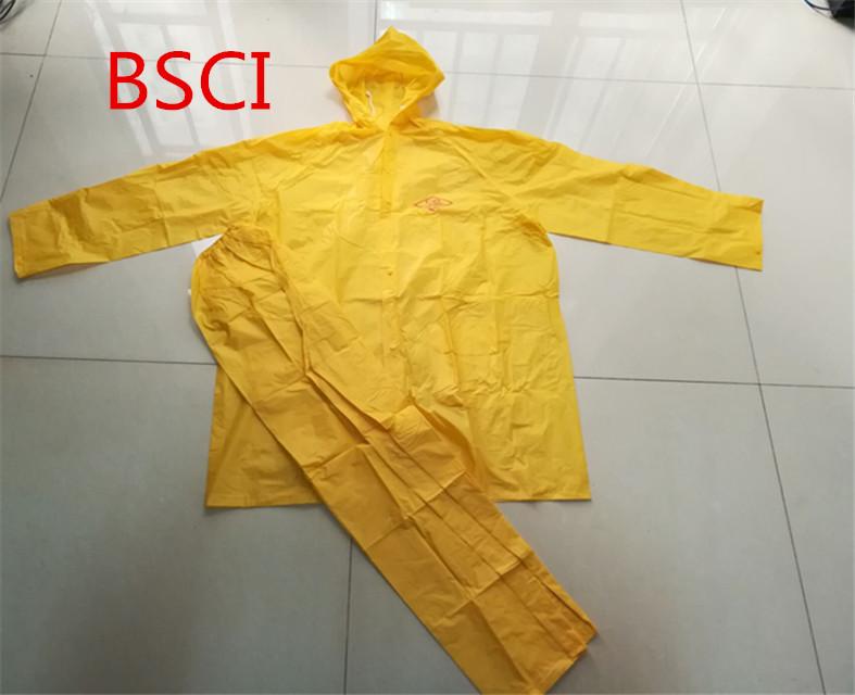 rain suit for adult