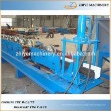 Metall-Dach-Regen-Gutter-Profil-Dachrinnen-Rollen-Umformmaschine