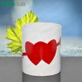 FreeSub Sublimation Transferencia de Calor Magic Coffee Cup
