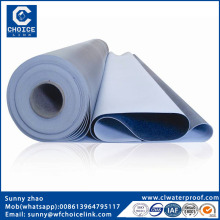hot gas welding anti-UV exposed TPO waterproof sheet