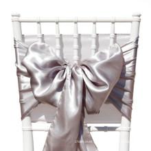faixa de cetim barata e excelente para eventos do banquete de casamento