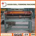 Máquina de corte de folha de metal elétrica rápida