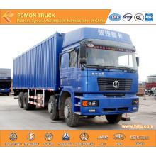 SHACMAN M3000 8X4 Van Lorry Hot Sale