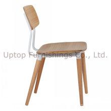 Muebles de madera Leisure Dining Chair (SP-EC602)