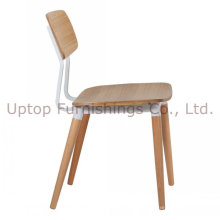 Mobilier en bois Chaise de salle à manger de loisirs (SP-EC602)