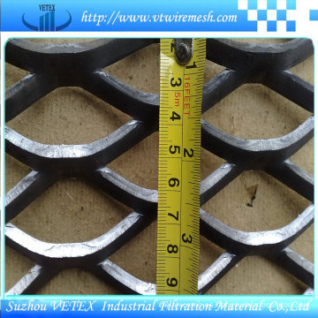 Malla de alambre expandida de acero inoxidable utilizada en carretera