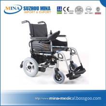 Power Wheelchair Electric Wheelchair (MINA-6201)