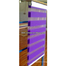 new design double layer rainbow blinds