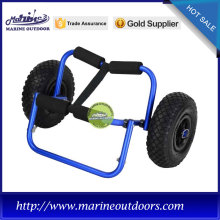 Best-selling aluminum kayak trailer , Customized canoe cart, Kayak trolley wheel