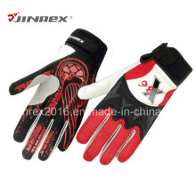 Full Finger Cycling Bike Padding Bicycle with Buckle Sports Glove
