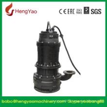 Pompe à eau submersible en fonte d'acier inoxydable