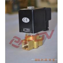 POG 0-100bar mini válvula solenóide de ação rápida de alta pressão