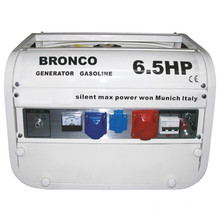 New Model 2kw Square Frame Three Phase Electric Start Generator