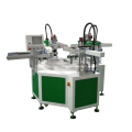 Automatic plain rotating screen printing machine