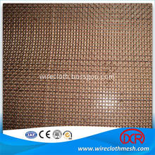 Black Iron Wire Mesh For Plastic Extruder
