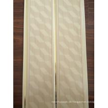 Laminierung PVC-Wandplatte