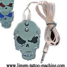 nuevo interruptor de pie del tatuaje profesional al por mayor