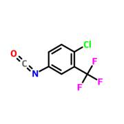 Cas327-78-6 1-Chloro-4-isocyanato-2-(trifluoromethyl)benzene