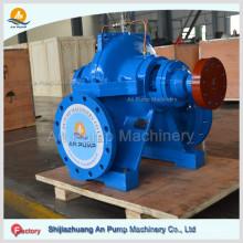 Pompe fendue horizontale centrifuge à double aspiration série S