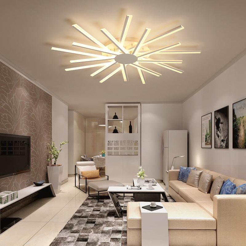 Interior Flush Ceiling LightingofApplicantion Modern Pendant Lighting