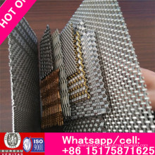 Decorative Perforated Wire Mesh for Walls Decorative Wire Mesh (Wall Cladding)