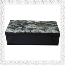 Mother of pearl jewelry box for luxury gift