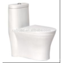 Prix élevé de toilette portative d'une seule pièce de rendement élevé