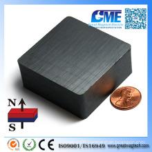 """Ceramic 8 Block F2""""X2""""X1"""" Hard Ferrit Magnet"""