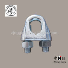 U.S Type Malleable Rigging Wire Rope Clips