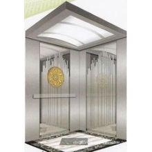 630kg titanium espejo de grabado de pasajeros ascensores y elevadores para la venta