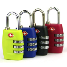 Tsa335 Combination Cadeado Travel Lock para Luaggage e Bag