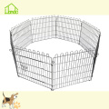 Galvaniserad Wire Dog Playpen