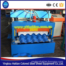 Roofing Sheet Construction Machine Color Roof Tile Forming Line