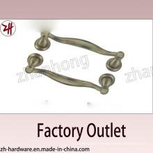 Factory Direct Sale Zinc Alloy Big Pull Archaize Handle (ZH-1309)