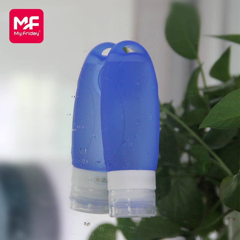 Soft Squeeze Travel Bottles