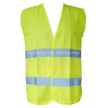 EN 471 approved glow in the dark safety vest