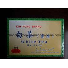 Saco de chá - chá de Gongmei de branco