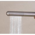 Pulverizador de bidê de alta pressão e duas funções com spray higiênico para limpeza de chuveiro de mão com spray Shattaf