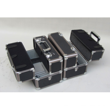 Случай Инструмента Алюминиевого Парикмахерская