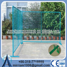 heavy duty construction site event site temporary fence ISO,SGS certification