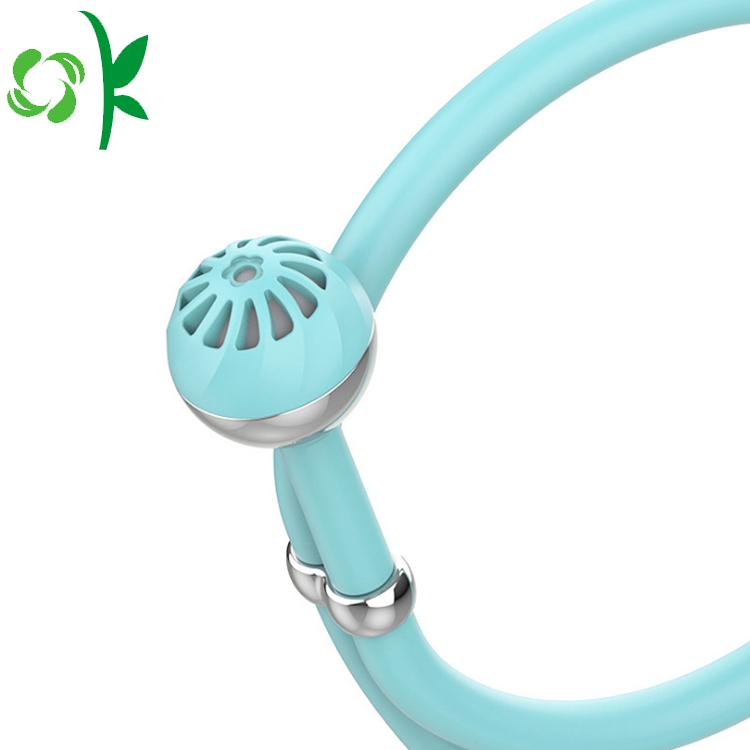 Newest Mosquito Silicone Bracelet