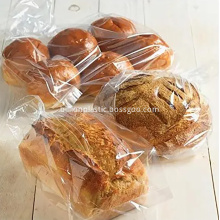 Transparent LDPE Bread Gusset Style Plastic Bags