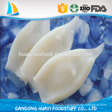 new arrival frozen fresh yummy squid tube for sale