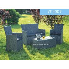Outdoor Textilene Sofa Set Freizeitmöbel