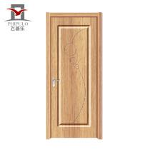 New design PVC doors interior doors popular in India