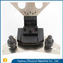 La venta caliente equipa la máquina automática de la barra de armadura del marco del marco C tipo punzonadora hidráulica