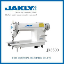JK8500 Com estrutura simples e fina Alta velocidade Lockstitch Industrial Máquina De Costura