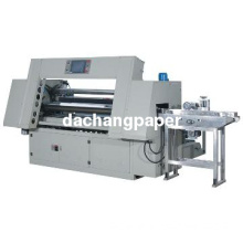 DC-15C full automatical toilet tissue paper roll machine