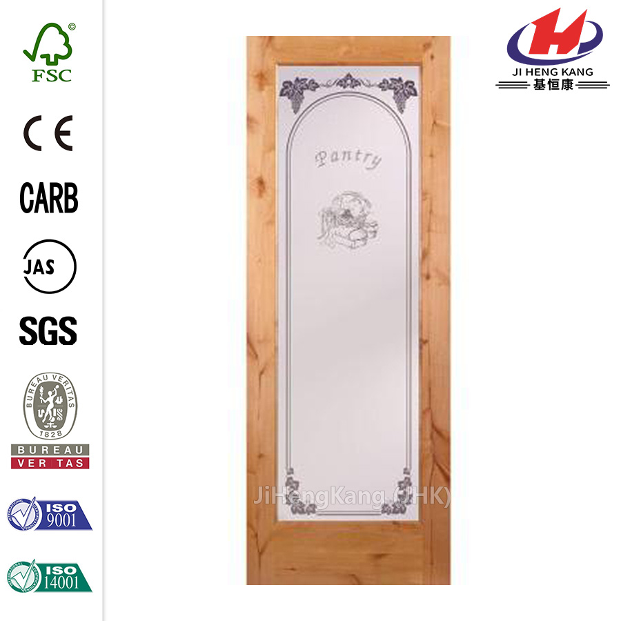 china pantry smooth interior door slab